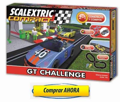 comprar Circuitos de Scalextric Compact GT Challenge barato