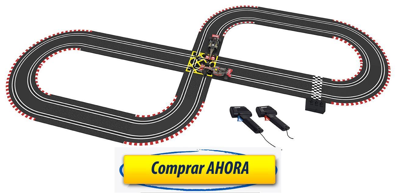 comprar circuito de Scalextric Compact Superchampion
