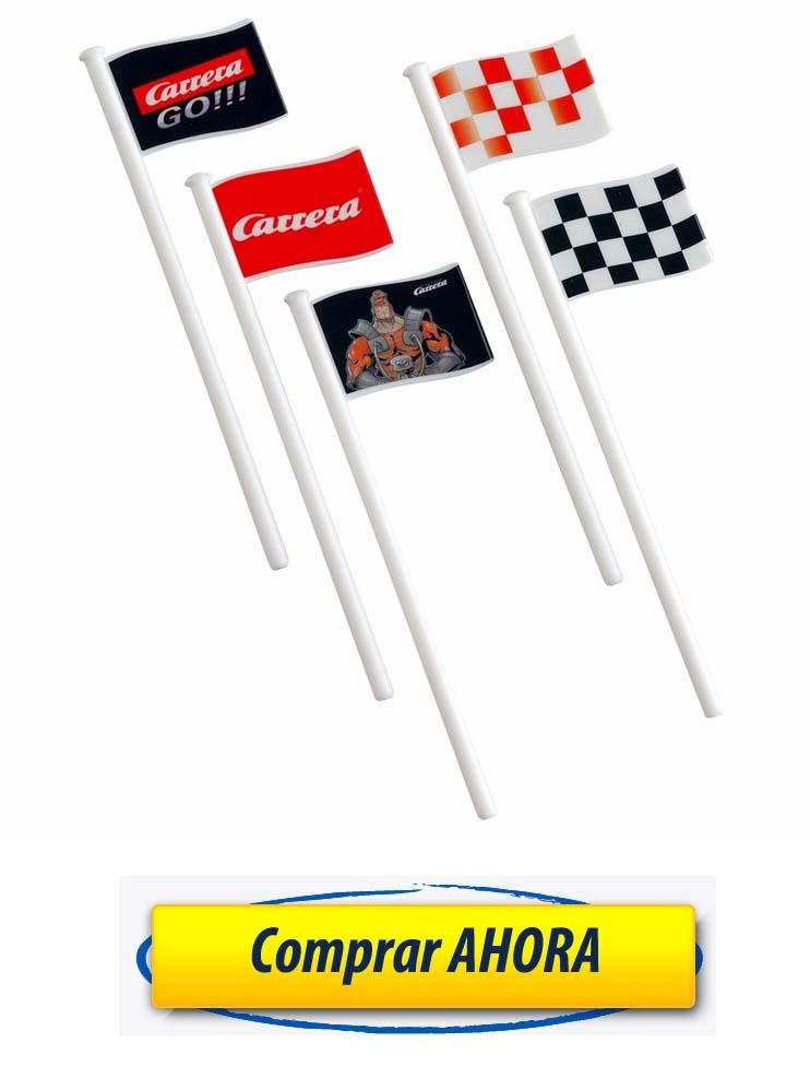 comprar accesorios Banderas decoracion 10 ud Carrera Go