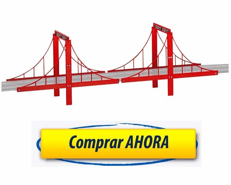 comprar accesorios decoracion Puente Carrera Go