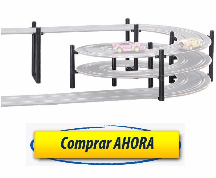 comprar accesorios decoracion Soportes 3D elevadores de pista Carrera Go