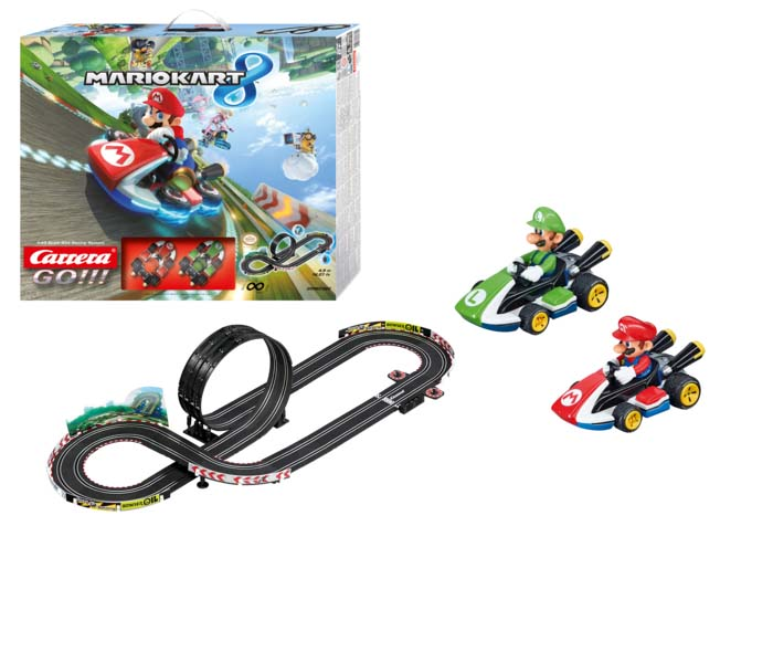comprar circuito carrera go mario kart