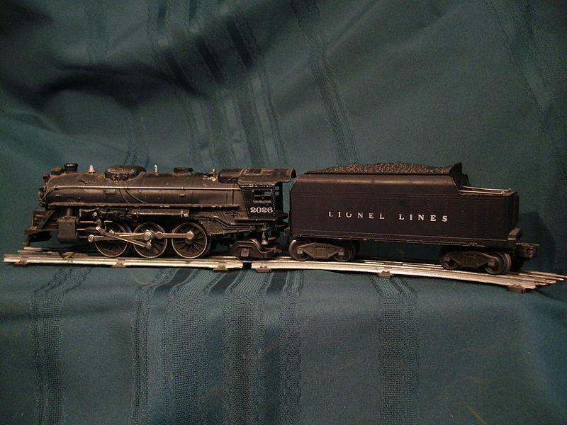 lionel tren