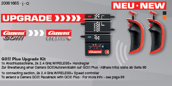 comprar Kit actualizacion Carrera Go Plus