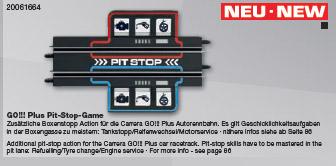 comprar Pit Stop Carrera Go Plus