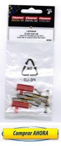 comprar Guia Carrera compatible 2ud con 8 trencillas dobles 85309