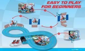 montaje circuitos Carrera first comprar