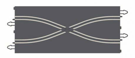 comprar recta-cambio-de-pista-2ud-scalextric-universal