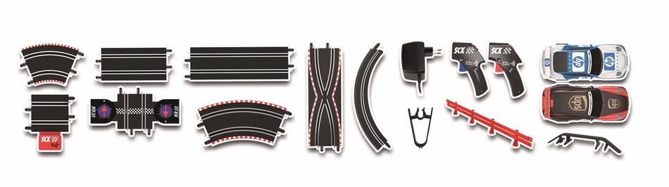 comprar Circuitos de Scalextric Compact Max Speed Inalambrico accesorios