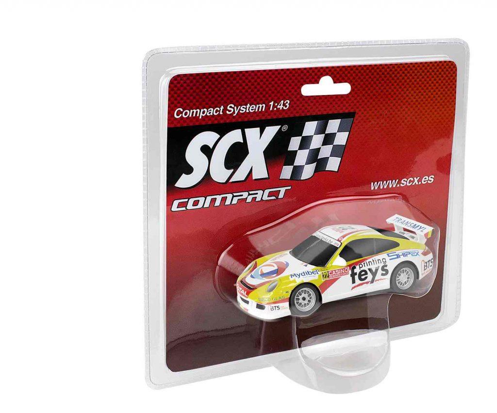 comprar-Coche-de-Scalextric-Compact-Porsche-911-GT3-Duez