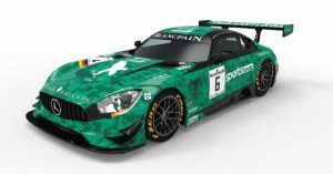 comprar COche de Scalextric Advance Mercedes AMG GT3 Sports Code