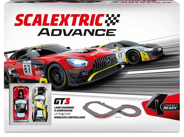 comprar Circuito de Scalextric Digital Advance GT3