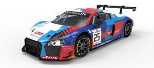 comprar Coche de Scalextric Advance Audi R8 LMS GT3 Seinteloc