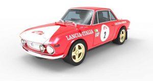 comprar Coche de Scalextric Advance Lancia Fulvia HF San Remo 72