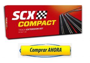 comprar caja kit ampliacion pistas scalextric compact