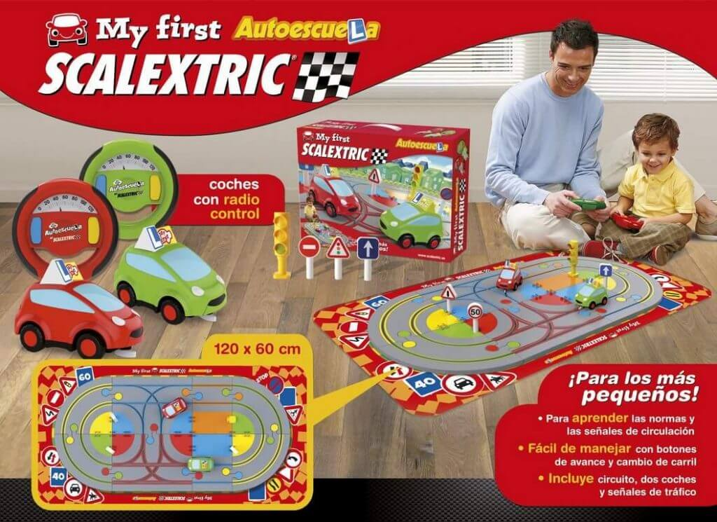 My First Scalextric Autoescuela