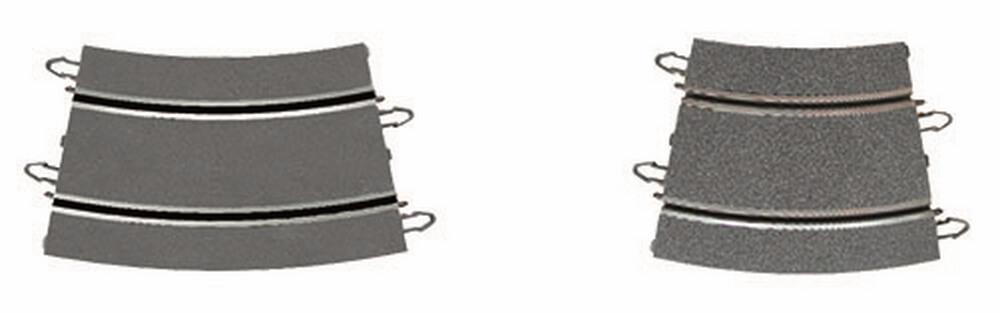 Pistas de Scalextric Universal Curva Exterior