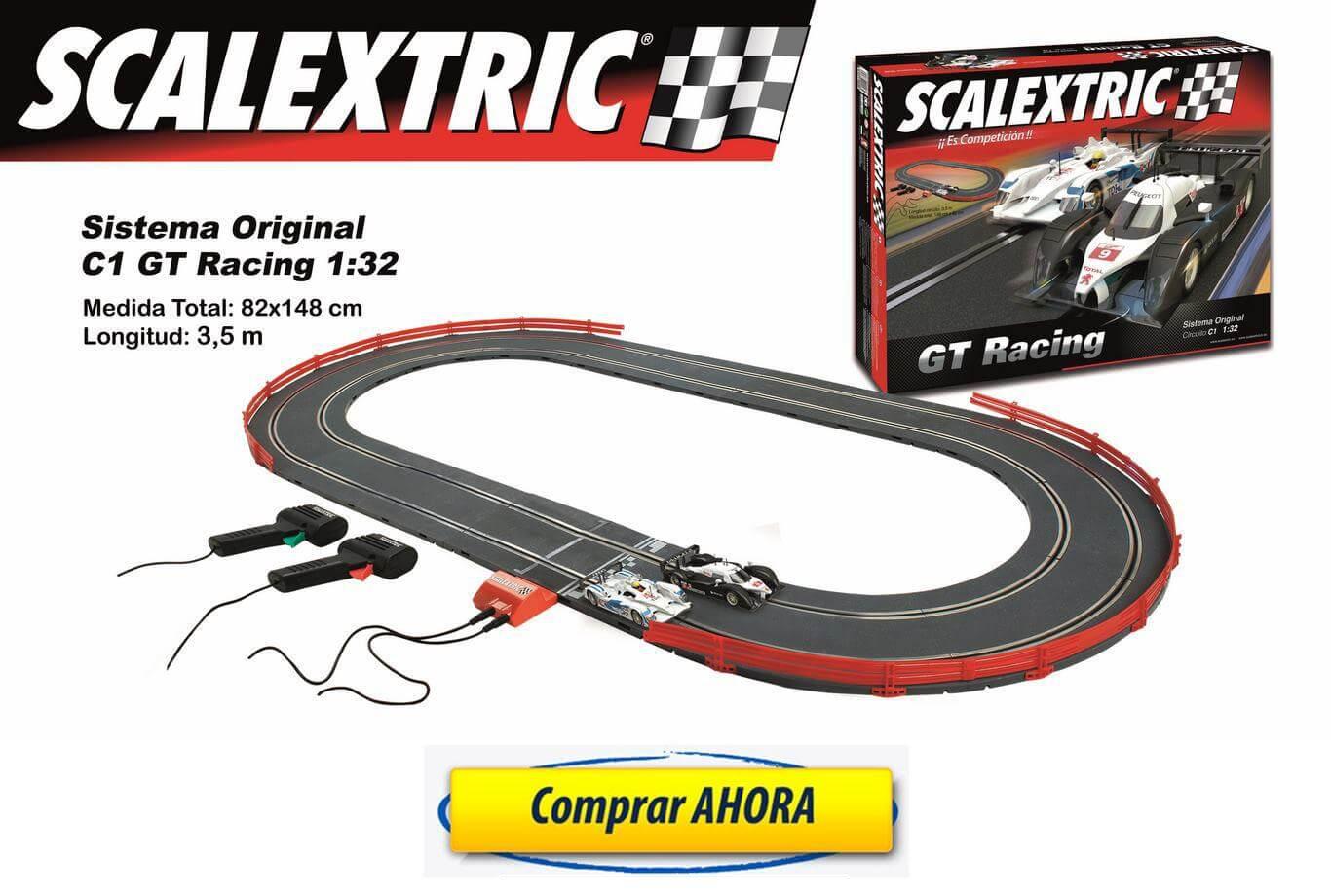 comprar scalextric escala 1-32