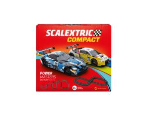 Circuito de Scalextric Compact Power Masters