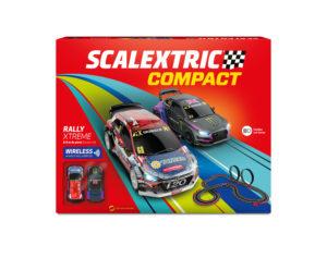 Circuito de Scalextric Compact Rally Xtreme