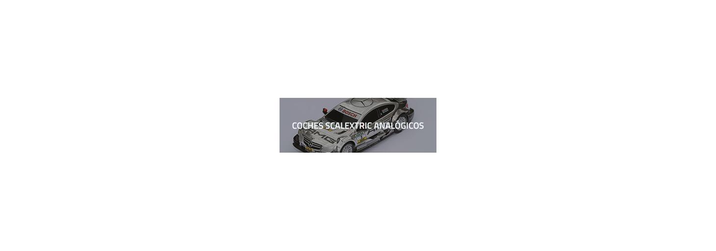 Coches de Scalextric Analógicos