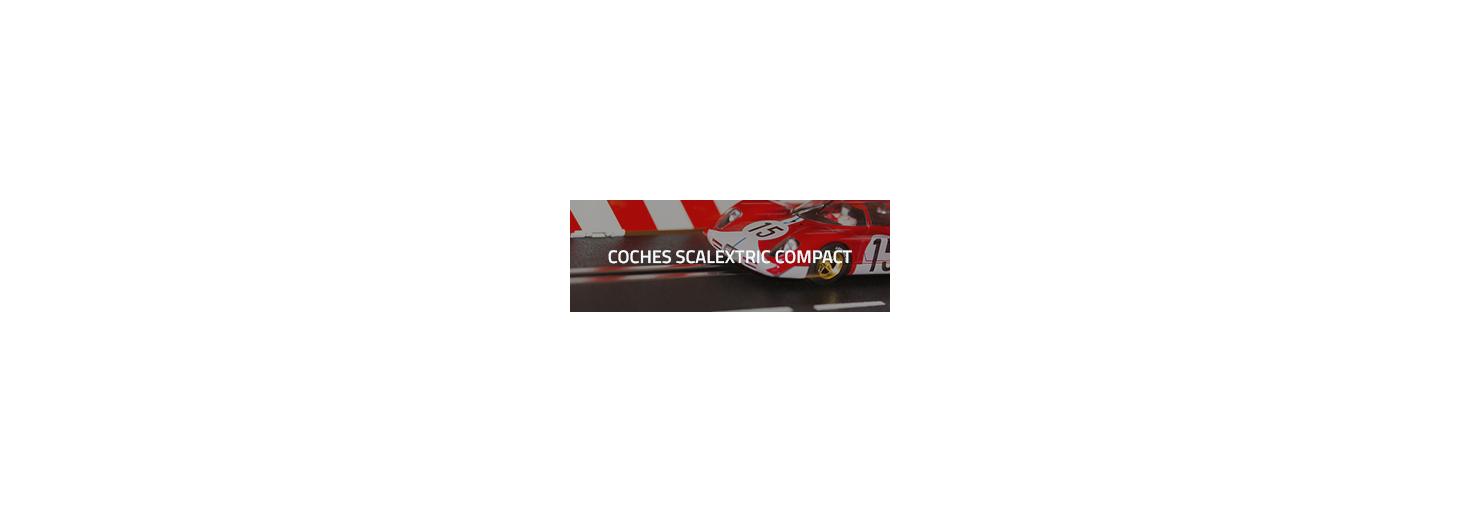 Coches de Scalextric para Compact