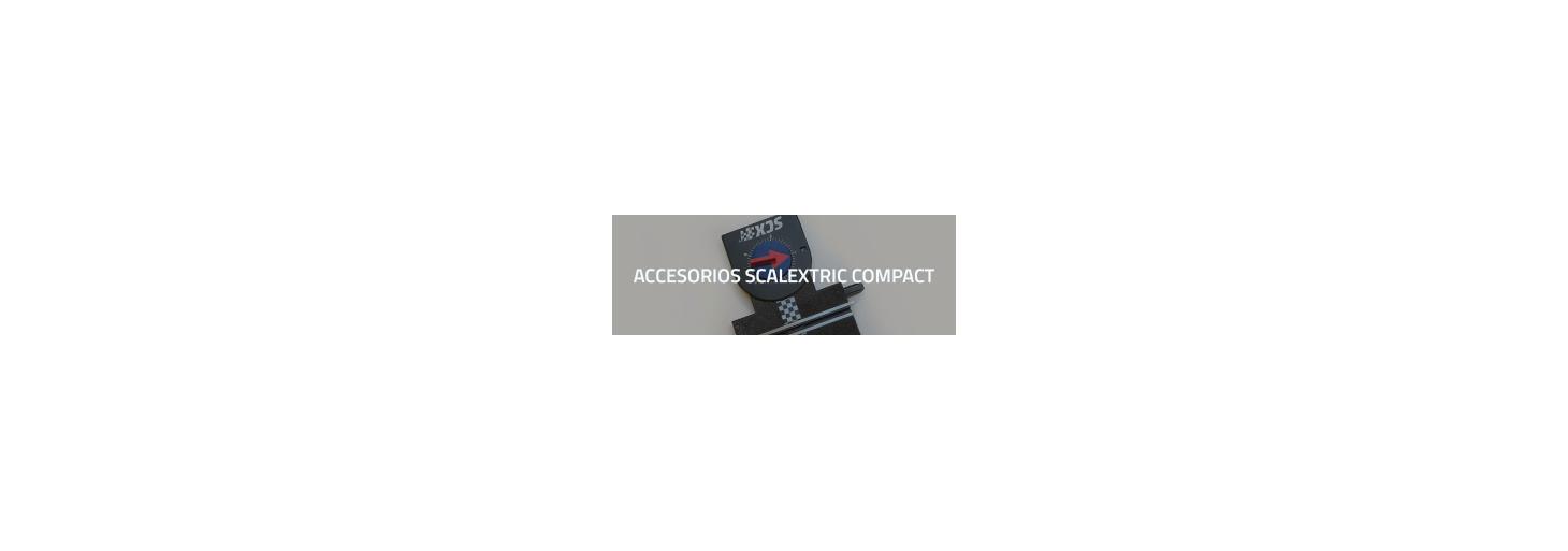 Accesorios de Scalextric Compact